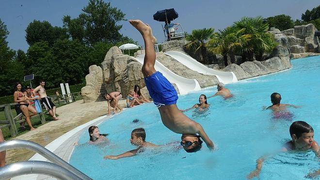 Uno de cada tres accidentes infantiles se producen en verano