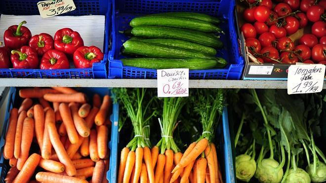 Una dieta rica en vegetales ayuda a disminuir la presión arterial