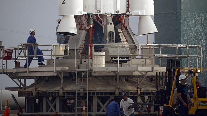 Un fallo técnico retrasa el lanzamiento del observatorio espacial de CO2