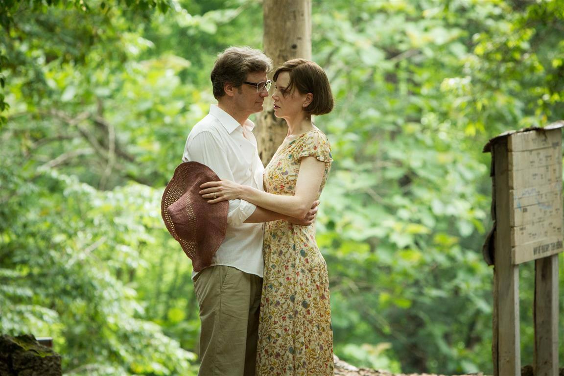Colin Firth se reencuentra con su torturador