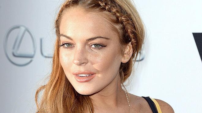 Lindsay Lohan demanda a los creadores de 'Grand Theft Auto V'