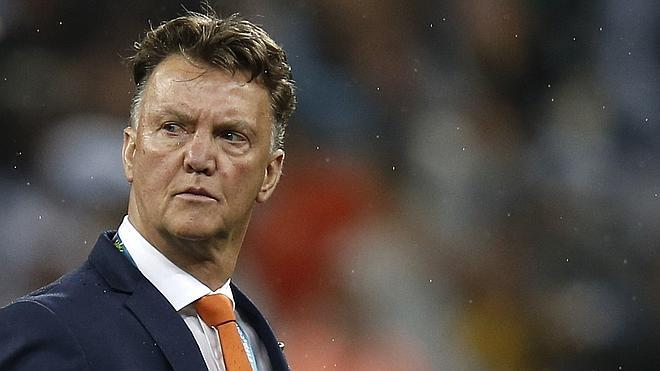 La despedida cruel de Van Gaal