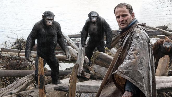 Tráiler de 'El Amanecer del Planeta de los simios'