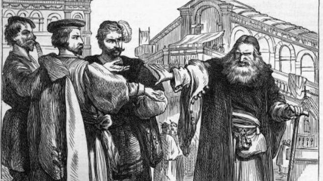 'Shylock', el virus que robaba del puño y letra de Shakespeare