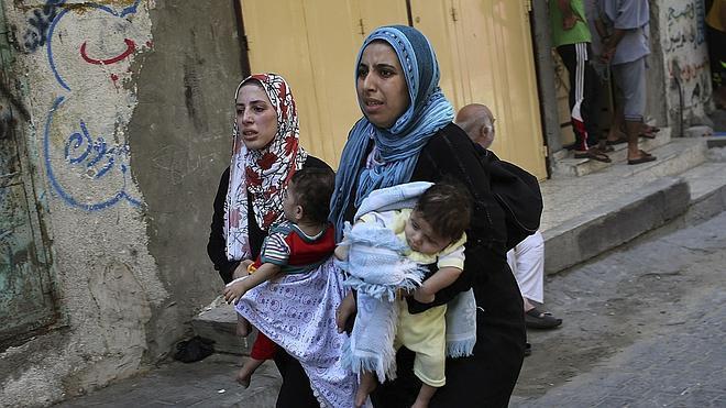 Israel califica de «farsa» la decisión de la ONU
