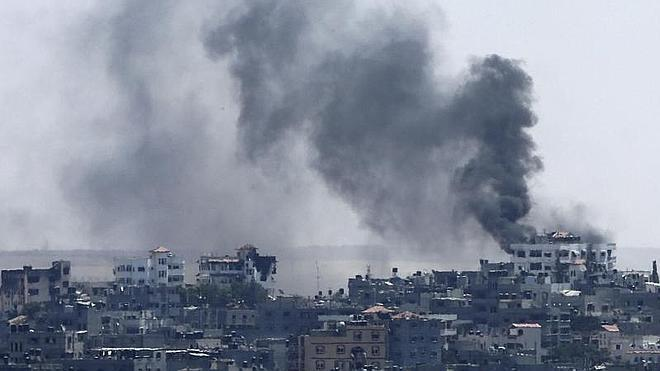 Israel intensifica los ataques en Gaza