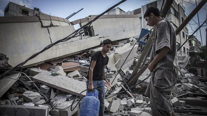 La OMS pide un corredor humanitario para evacuar heridos y ayudar en Gaza