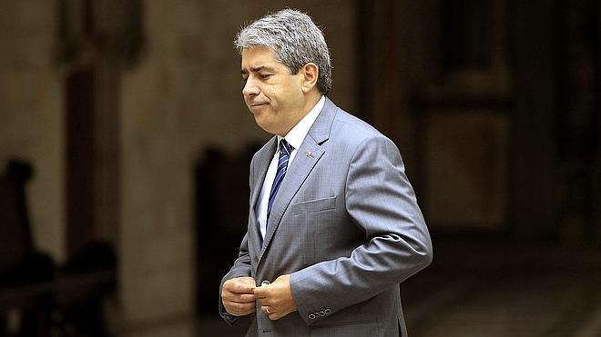 La Generalitat cree que el 'caso Pujol' no debilita el proceso soberanista
