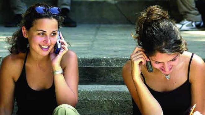 Los teléfonos inteligentes ganan en España