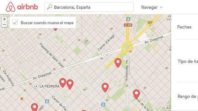 Cataluña marca sus límites a las empresas de economía colaborativa