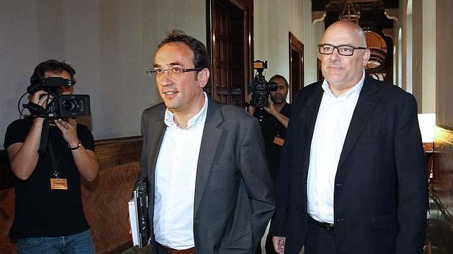 El Parlament catalán acuerda que Jordi Pujol comparezca a partir de septiembre