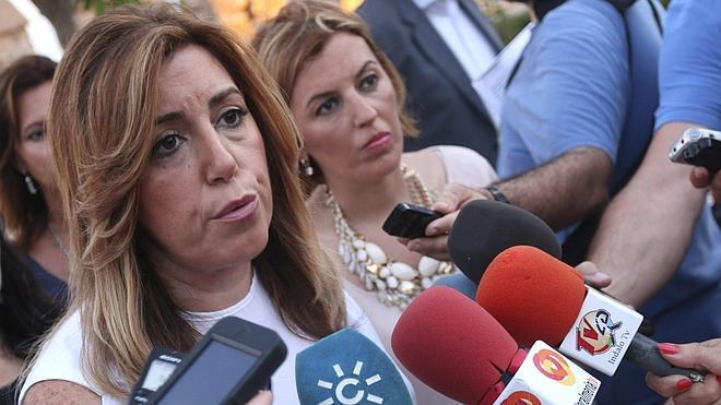 Díaz teme la existencia de «acuerdos bilaterales» secretos entre Rajoy y Mas