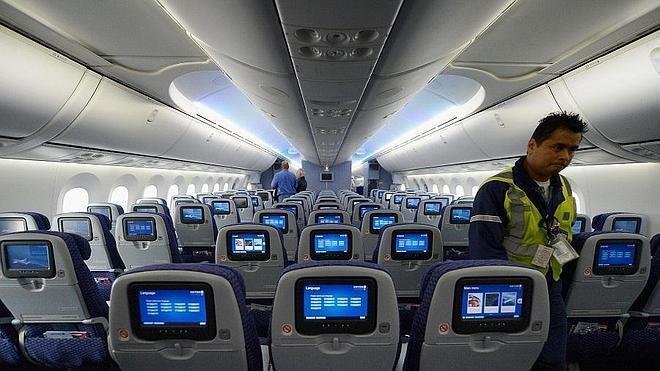 Los aviones con WiFi podrían ser vulnerables a ser 'hackeados'