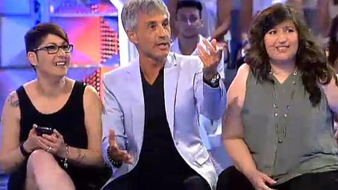 'Hay una cosa que te quiero decir' gana terreno en Telecinco