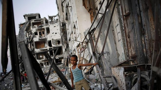 Egipto llama a Israel y a los palestinos a regresar a la mesa de negociaciones