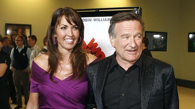 La mujer de Robin Williams asegura que el actor padecía Parkinson