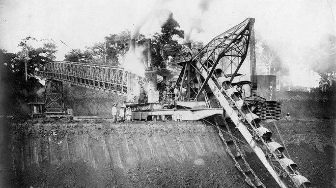Un siglo del Canal de Panamá