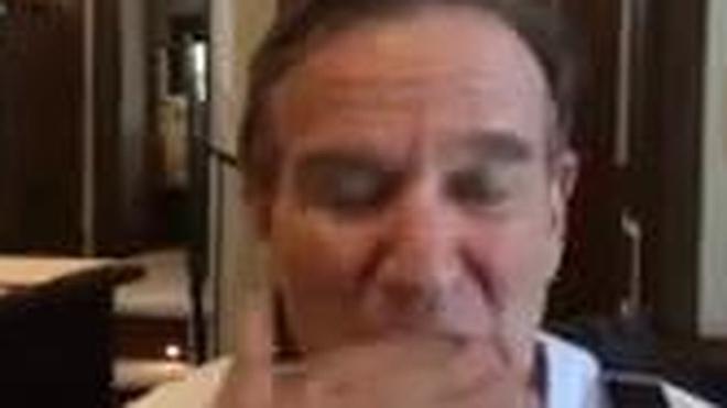 El mensaje de esperanza de Robin Williams