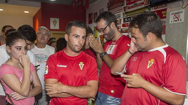 El Murcia jugará en Segunda B