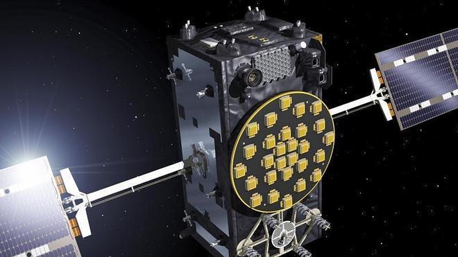 Se detectan anomalías en la órbita de los dos satélites de Galileo lanzados
