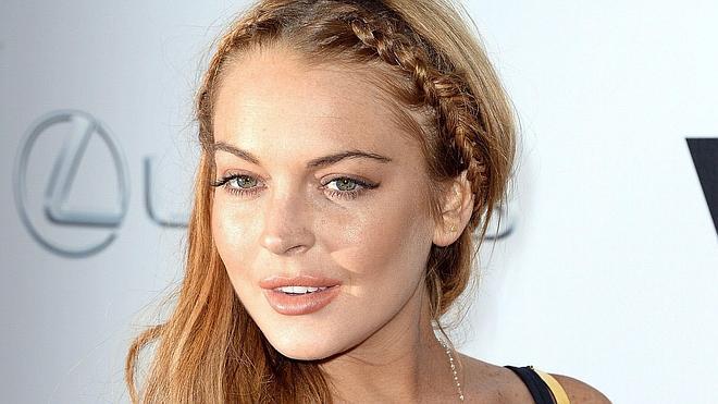 Lindsay Lohan, en números rojos por culpa del vodka