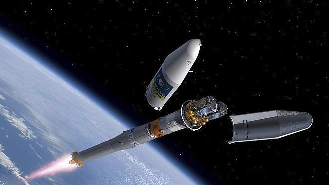 Los satélites Galileo no llegan a la órbita que tenían programada