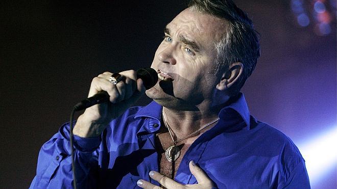 Morrissey actuará en octubre en Madrid y Barcelona