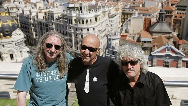 Muere Tony Urbano, el bajista de Leño, a los 58 años
