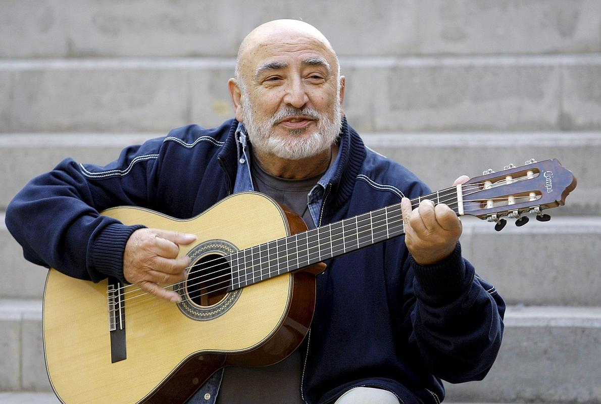 Fallece a los 79 años Peret, padre de la rumba catalana