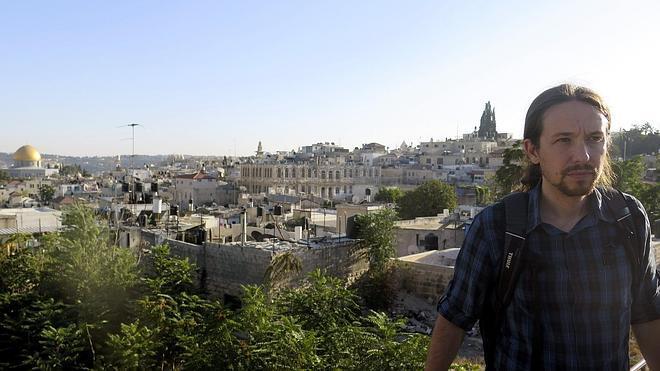 Pablo Iglesias compara a los palestinos con los judíos del gueto de Varsovia