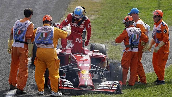 La Fórmula 1 pierde fuelle
