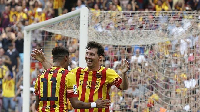 El Barça se sorprende a sí mismo