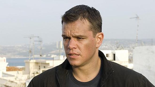 Matt Damon medita su regreso al universo de Jason Bourne