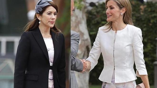 Un vestido para una Reina y una princesa