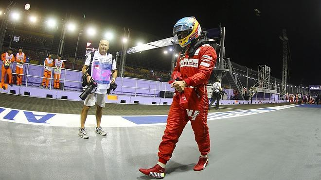 Alonso: tan lejos como siempre, más cerca que nunca