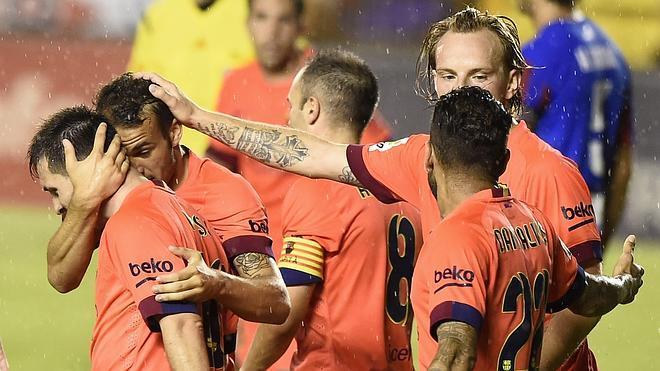 El Barça lo gana todo