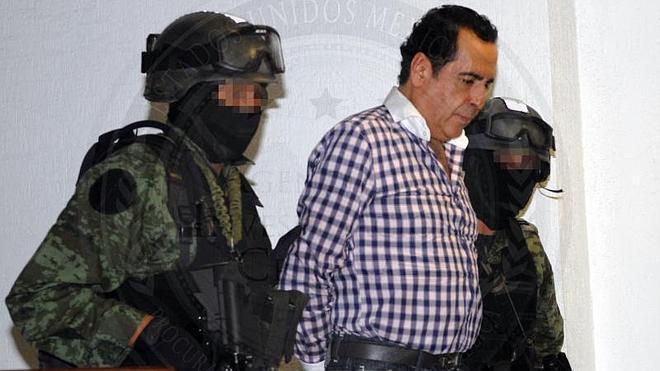 Arrestan al capo mexicano Héctor Beltrán Leyva
