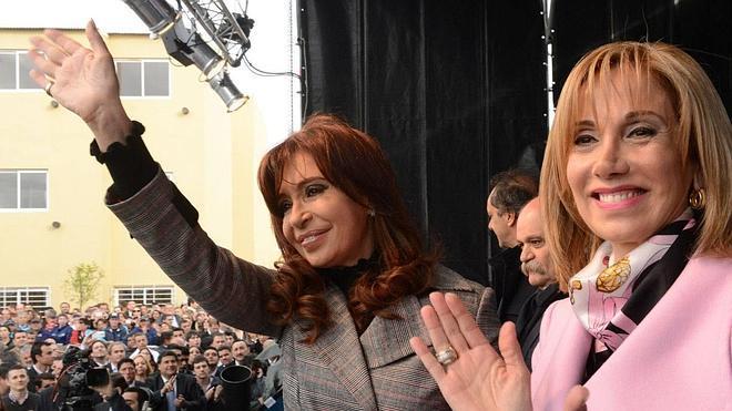 Cristina Fernández contra el juez 'amigo de los buitres'