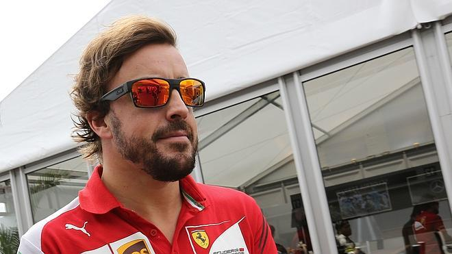 Fernando Alonso: «Moveré ficha cuando decida»