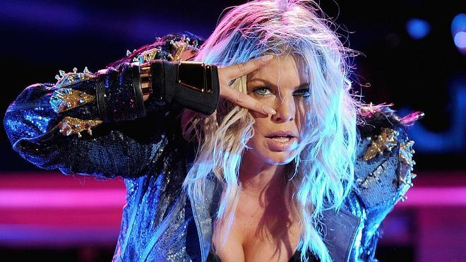 Fergie lanza un adelanto de su segundo disco