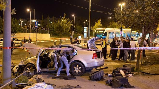 El presidente israelí califica la muerte de un bebé atropellado como «asesinato terrorista»