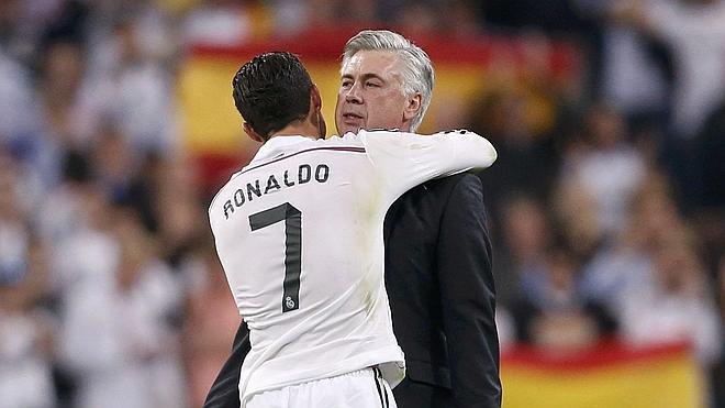 Ancelotti: «Mis jugadores tienen una profesionalidad única»