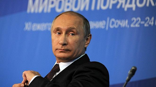 Putin advierte de que «el oso ruso no va a pedir permiso a nadie»