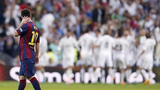 Al Barça le duele todo tras ser noqueado en el clásico