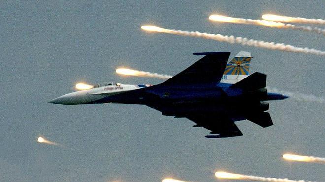 La OTAN registra una importante actividad rusa en el espacio aéreo europeo