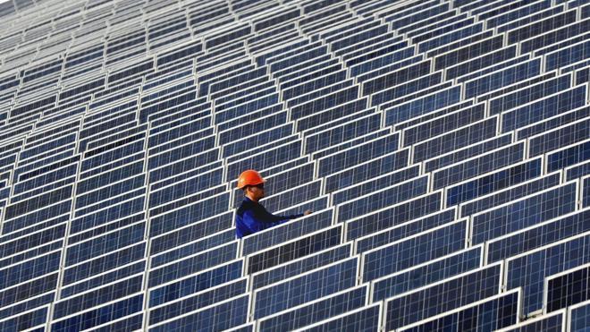 ¿Una alta rentabilidad? Busque el calor de los parques solares