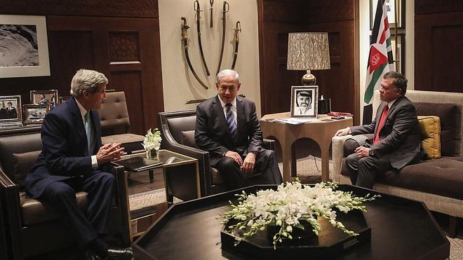 Kerry anuncia el logro de «compromisos» para reducir la tensión en Jerusalén