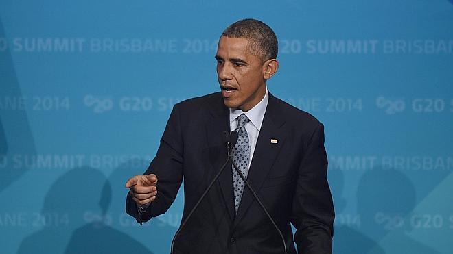 Obama avisa a Putin de que seguirá aislado si persiste en su postura respecto a Ucrania