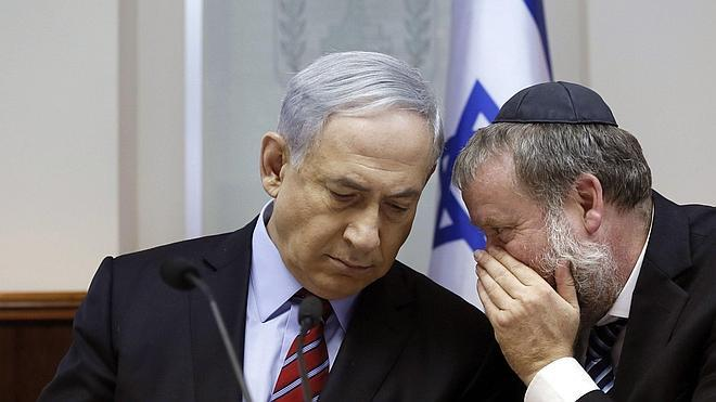 Netanyahu ordena demoler las viviendas de los dos atacantes de la sinagoga