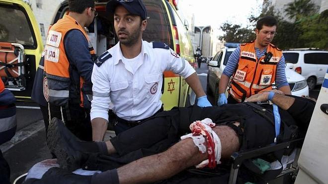 Siete muertos en un tiroteo en una sinagoga de Jerusalén